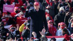 """Trump dice que está listo para unas elecciones controvertidas: """"Iremos con nuestros abogados"""""""