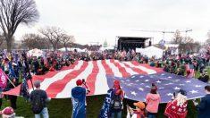 Decenas de miles de personas se reúnen en Washington para exigir integridad en las elecciones