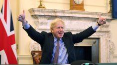 """""""Hemos recuperado el control"""", dice Boris Johnson luego de lograr un acuerdo de Brexit"""