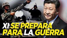 China al Descubierto: China se prepara para la guerra; Miembros del PCCh interrogados al entrar a EEUU