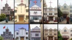 Retiran más de 900 cruces de iglesias a medida que continua la persecución religiosa en China