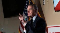"""Perdue: Control republicano del Senado es la """"última línea de defensa"""" contra agenda de izquierda radical"""