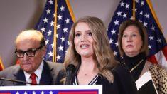 Equipo legal de Trump continuará con las demandas electorales más allá del 6 de enero: Jenna Ellis