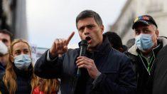 Leopoldo López viaja a Colombia a afianzar frente internacional contra Maduro