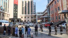Mueren 9 pacientes en un incendio en una unidad de covid-19 en Turquía