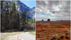 Extraño monolito metálico encontrado en Utah y Rumania hace unos días aparace ahora en California