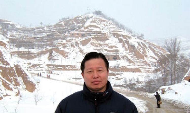 Abogado de derechos humanos desaparecido, Gao Zhisheng. (The Epoch Times)
