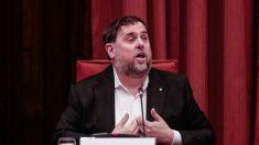Tribunal Europeo rechaza recurso de inmunidad europarlamentaria a Oriol Junqueras, condenado por secesión