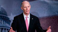 """""""Ya veremos"""", dice senador Rick Scott acerca de objetar los votos del Colegio Electoral el 6 de enero"""