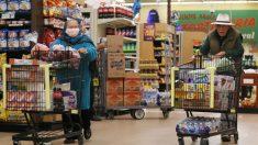 El índice de precios al consumidor en EE.UU. sube un 0.2 % en noviembre
