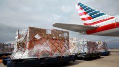 Aerolíneas de EE.UU. llevarán vacunas contra COVID-19 a América Latina
