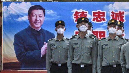 ¿Por qué el régimen chino tiene problemas para reclutar más soldados?