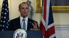 """Reino Unido condena """"infracción"""" china de la Declaración Conjunta sino-británica"""