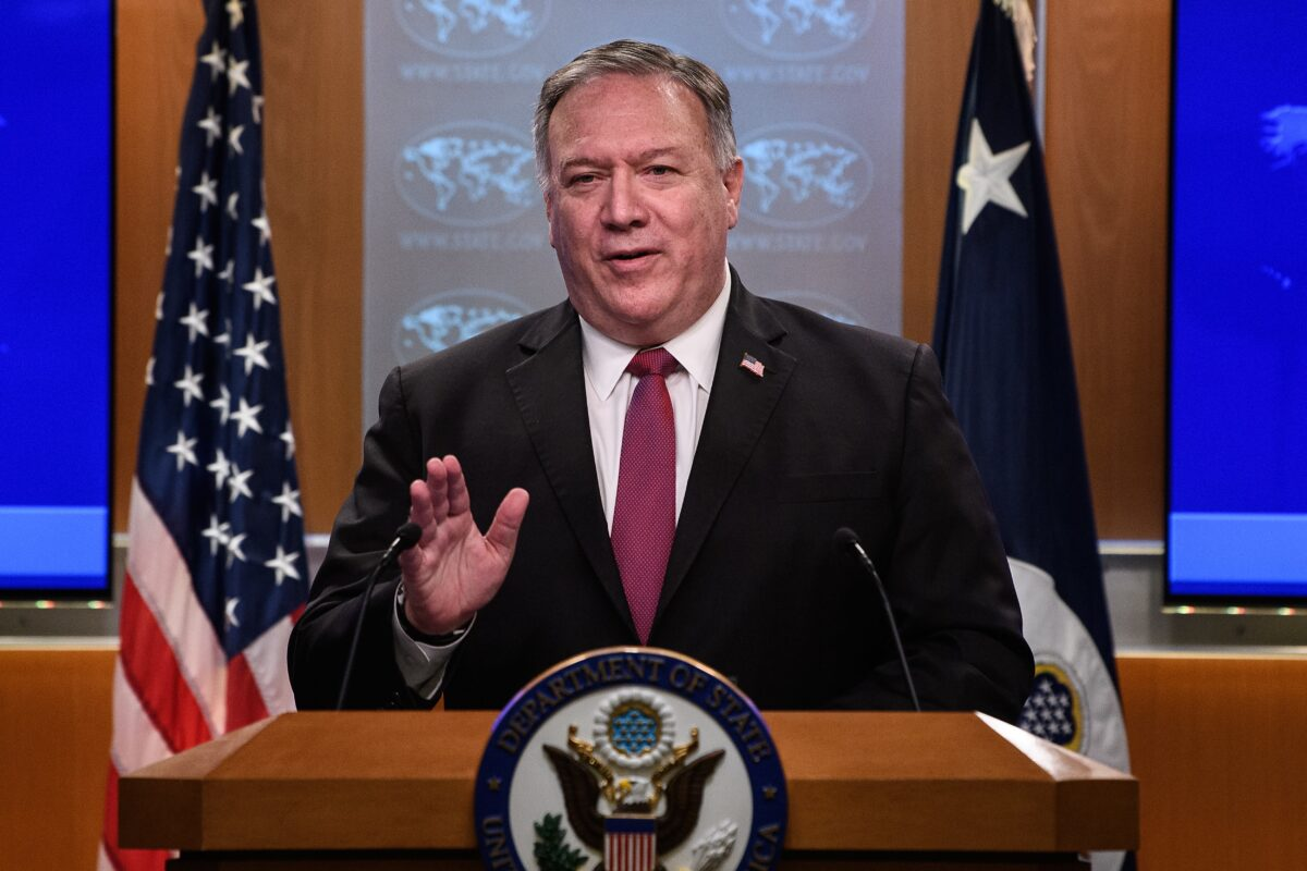Administración Trump sanciona a funcionarios chinos implicados en actos de influencia extranjera maligna