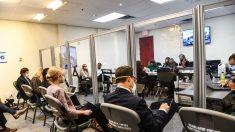 Reacción hostil en Detroit obligó a un funcionario electoral a esconderse