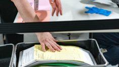 Condado de Georgia no puede hallar sus registros de cadena de custodia de votos en ausencia