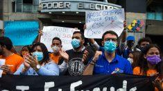 """""""El que no vote, que lo boten"""": Dirigente del régimen de Maduro amenaza a empleados a pocos días del 6D"""
