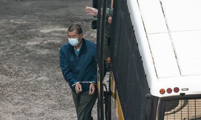 Corte de Hong Kong niega libertad bajo fianza al magnate Jimmy Lai, quien estará detenido hasta abril