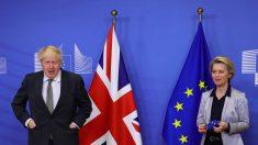 UE y el Reino Unido firmarán este miércoles su acuerdo posbrexit