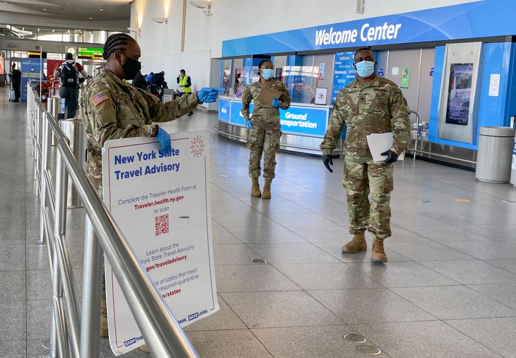 Nueva York endurece medidas para las cuarentenas de viajeros del Reino  Unido   Virus del PCCh   Cuarentena   Medidas preventivas   The Epoch Times  en español