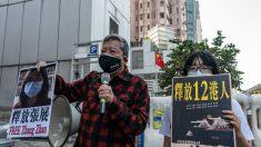 Tribunal chino condenó a 10 de los 12 hongkoneses que intentaron huir por mar a Taiwán