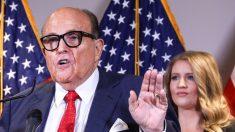 Giuliani: funcionarios estatales no darán al equipo de Trump acceso a las máquinas de votación