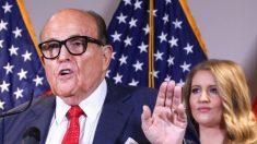 Dominion Voting Systems presenta una demanda contra Rudy Giuliani