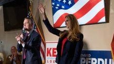 Loeffler y Perdue agradecen a Trump por firmar proyecto de ley de ayuda COVID-19 de USD 2.3 billones
