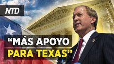 NTD Noticias: Texas suma apoyo en la Corte Suprema; EE.UU. sanciona a funcionario chino