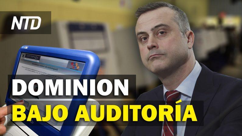 Dominion bajo auditoría (NTD Noticias/NTD en Español)