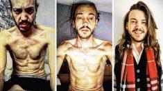 Exadicto a la ketamina hace una sorprendente transformación en su vida y ahora es conferencista