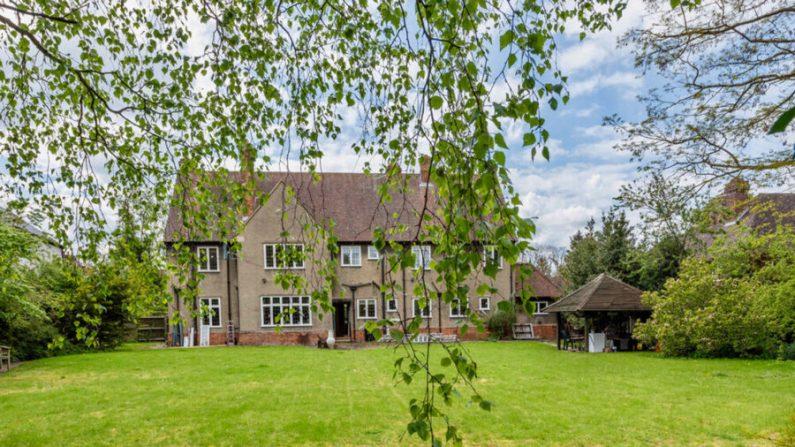 Proyecto Northmoor Tolkien home. (Cortesía de Breckon y Breckon/Project Northmoor)