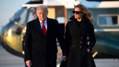 """Trump insta a los senadores republicanos a que """"den un paso adelante y luchen por la presidencia"""""""