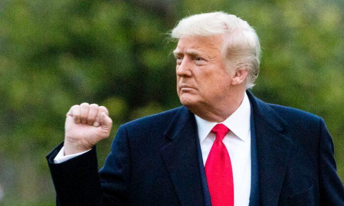 Trump firma memorando para proteger I+D apoyada por el gobierno de la interferencia extranjera