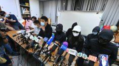 Realizan juicio a diez hongkoneses detenidos en China