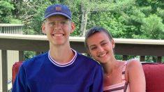 Joven pareja con cáncer se vuelve inseparable mientras lucha contra la misma rara enfermedad