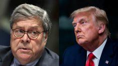 """Trump dice que Barr y el Departamento de Justicia no """"han investigado mucho"""" el fraude electoral"""