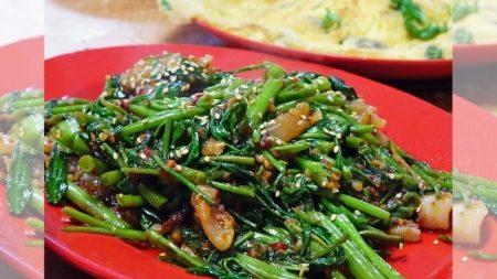 Cenar comida china en Navidad