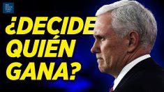 Al Descubierto: ¿Mike Pence tiene autoridad para anular resultados?; Qué es la 12ª enmienda