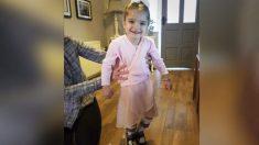 Niña de 4 años en silla de ruedas recibe USD 75,000 de donante anónimo para cubrir gastos de cirugía