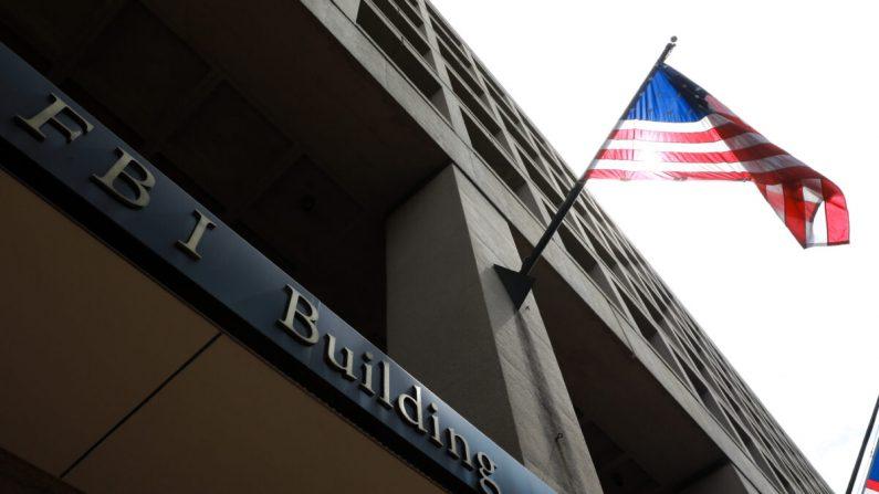 La sede del Buró Federal de Investigación (FBI) en Washington el 11 de julio de 2018. (Samira Bouaou/The Epoch Times)