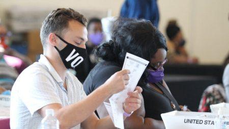 Corte de Georgia escuchará petición para inspeccionar boletas de voto ausente del condado de Fulton