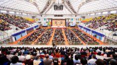 6500 personas se reunieron en Taiwán para compartir sobre sus caminos espirituales