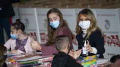 """Primera dama pide realizar """"pequeños actos de bondad"""" en medio de la pandemia del COVID-19"""