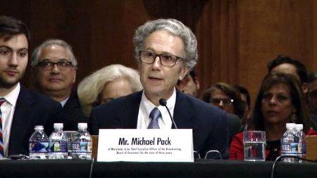 CEO de la Agencia de Medios Globales de EE.UU. dice esforzarse por ser imparcial en un mundo polarizado