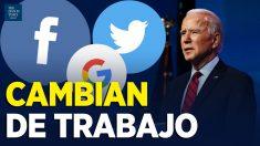 Al Descubierto: La influencia de las Big Tech en el equipo de Biden genera inquietudes