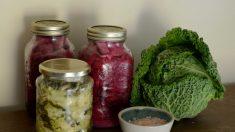 Los 5 principales alimentos antienvejecimiento tradicionales y fermentados