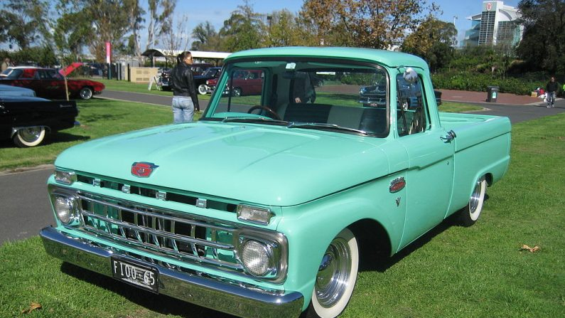 Ford F 100 (Sicnag/Wikimeia Commons/CC BY-2.0)
