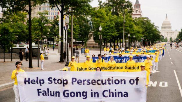 Más de 15,000 practicantes de Falun Gong fueron perseguidos por el régimen chino en 2020: informe