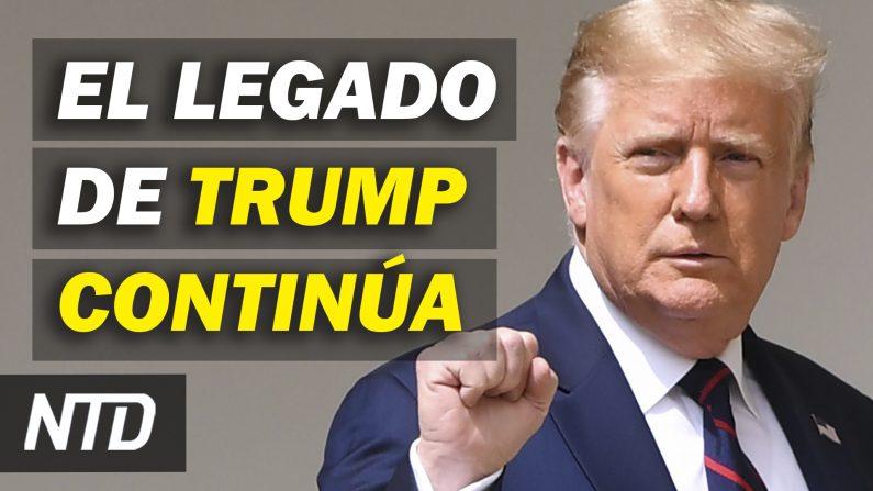 Nuevo iniciativa para continuar legado de Trump; Maricopa auditará sistemas de votación. (NTD Noticias/NTD en Español)